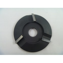 Danish Hoof Disc 3 Blade Closed