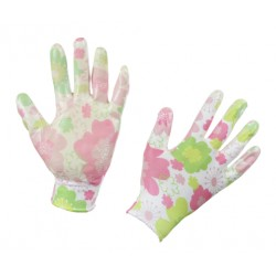 Gardening Gloves - White