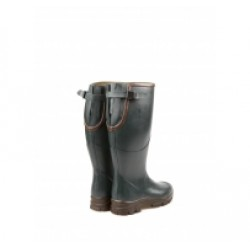 Viking Wide Calf Gusset Wellie