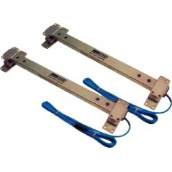 Tru - Test 800mm HD Bars Pair