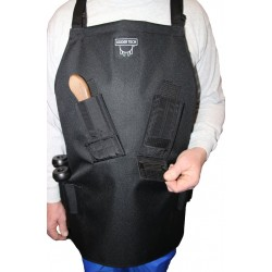 Apron with Knife Pockets