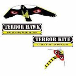 Portek Terror Kite/Hawk Bird Scarer